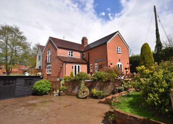 Thumbnail 3 bed semi-detached house for sale in Burford, Tenbury Wells