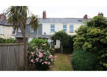 Thumbnail 3 bed terraced house for sale in Old Road, Liskeard