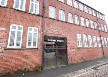 Thumbnail 1 bed flat for sale in Gibson Works, 63 St Marys Road, Sheffield