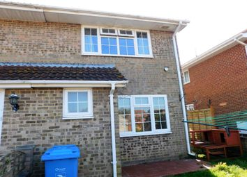 Thumbnail 1 bed terraced house to rent in Falconer Drive, Hamworthy, Poole