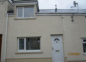 Thumbnail 2 bed terraced house to rent in 36 Metcalfe Street, Maesteg, Bridgend.