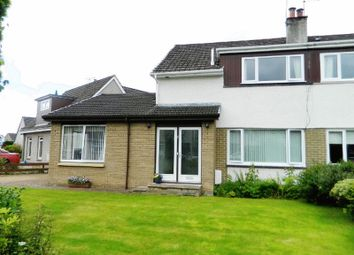 Thumbnail 3 bed semi-detached house for sale in Charles Rodger Place, Bridge Of Allan, Stirling