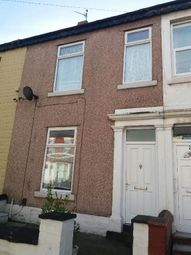Thumbnail 3 bed terraced house for sale in Exchange Street, Blackpool