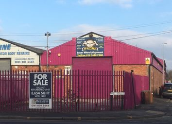 Thumbnail Industrial for sale in Victory Park, Mill Street, Failsworth, Manchester