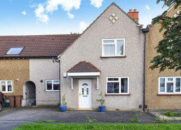 Thumbnail 4 bed terraced house for sale in Oldfields Road, North Cheam, Sutton
