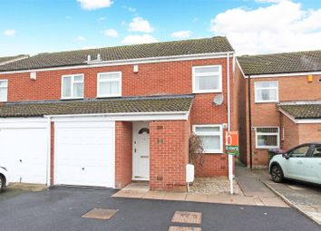 Thumbnail 3 bed semi-detached house for sale in Churncote, Stirchley, Telford
