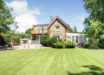 Thumbnail 3 bed detached house for sale in Hanby Lane, Alford