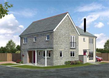 Thumbnail 3 bed terraced house for sale in Park An Fenten, Park An Daras, Helston, Cornwall