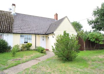 Thumbnail 2 bed semi-detached bungalow for sale in Green Lane, Tattingstone, Ipswich