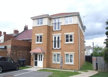 Thumbnail 2 bedroom flat for sale in Burdon Court, Horden, Peterlee
