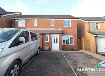 Thumbnail 3 bed semi-detached house to rent in 'martineau Gardens', Ansell Way, Harborne