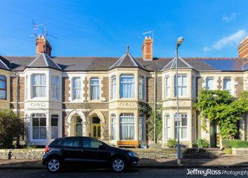 Thumbnail 4 bed terraced house to rent in Berthwin Street, Cardiff