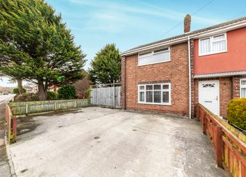 Thumbnail 2 bed end terrace house for sale in Speeding Drive, Hartlepool