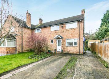 Thumbnail 1 bedroom maisonette for sale in Hillside Close, Knaphill, Woking