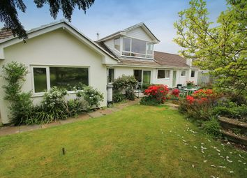 Thumbnail 4 bed detached bungalow for sale in Coombe Lane, Cargreen, Saltash