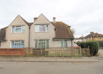 Thumbnail 3 bed semi-detached house for sale in Sweet Briar Green, London