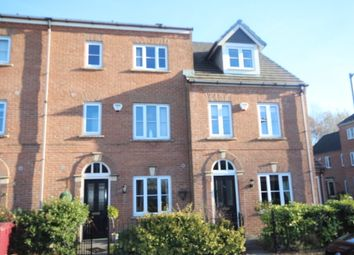 Thumbnail 4 bed town house to rent in Hall Bridge Gardens, Crompton Way, Bolton, Lancs, .