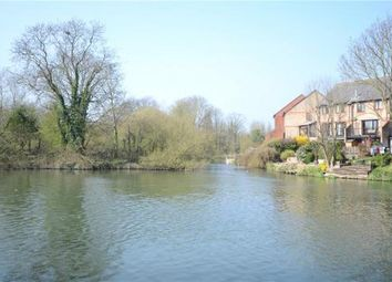 Thumbnail 4 bedroom terraced house for sale in Heron Island, Caversham, Reading