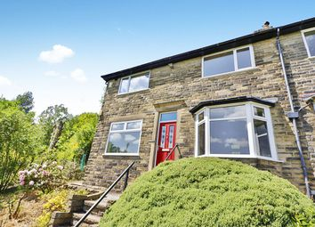 Thumbnail 3 bedroom semi-detached house for sale in Sunnyside, Todmorden