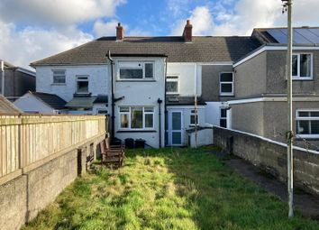 Thumbnail 3 bed terraced house for sale in South Roskear Terrace, Camborne