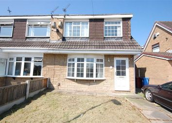 Thumbnail 3 bed semi-detached house for sale in Grassington Crescent, Woolton, Liverpool