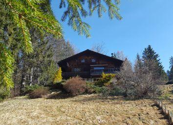 Thumbnail 4 bed chalet for sale in Grande Ourse, Chalet La Grande Ourse - Barboleuse (Villars / Gryon), Switzerland