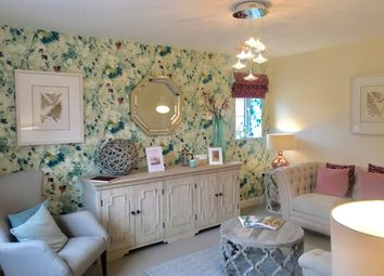 Thumbnail 2 bed semi-detached house for sale in Mill Fields, Broughton Astley, Leicester