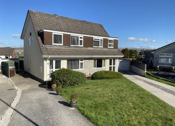4 bed semi-detached house for sale in Grantham Close, Plympton, Plymouth PL7