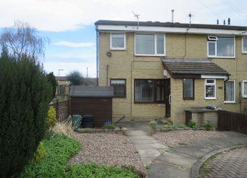 Thumbnail 1 bed flat to rent in Adwalton Close, Drighlington, Bradford