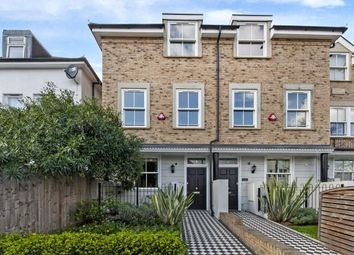 Thumbnail 5 bed terraced house for sale in Kingscroft Road, West Hampstead London