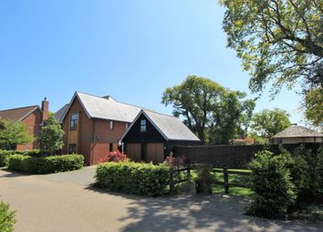 Thumbnail 4 bedroom detached house for sale in The Maltings, Kirton, Ipswich
