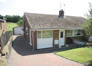Thumbnail 2 bed semi-detached bungalow to rent in Knapping Hill, Harrogate