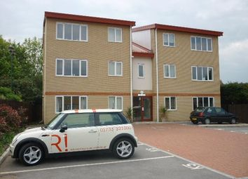 Thumbnail 2 bedroom flat for sale in Sandringham Road, Peterborough