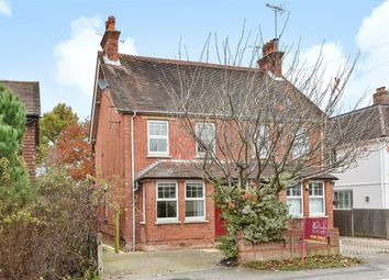 Thumbnail 4 bed semi-detached house for sale in Ellis Road, Crowthorne, Berkshire