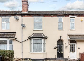 Thumbnail 3 bed terraced house for sale in Parkfield Road, Wolverhampton, West Midlands