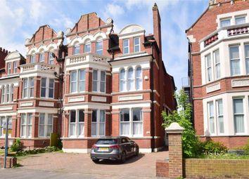 Thumbnail 2 bed flat for sale in Grimston Avenue, Folkestone, Kent