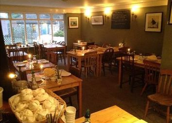 Thumbnail Restaurant/cafe for sale in Greenhouse Restaurant, 6 High Street, St Keverne, Helston, Cornwall