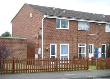 Thumbnail 2 bed end terrace house to rent in Chandos Drive, Brockworth, Gloucester.