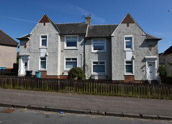 Thumbnail 2 bedroom flat for sale in Sanderson Avenue, Uddingston, Glasgow