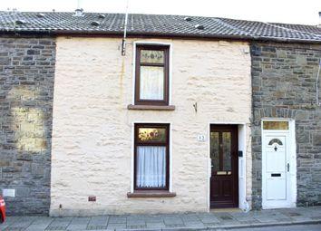 Thumbnail 2 bed terraced house for sale in Blaenllechau -, Ferndale