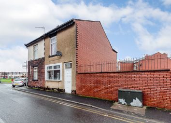 Thumbnail 3 bed end terrace house for sale in Fletcher Street, Manchester