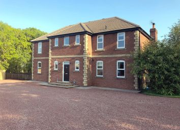 Thumbnail 4 bed detached house for sale in Swarland Park Equestrian Centre, Old Park Road, Swarland, Morpeth