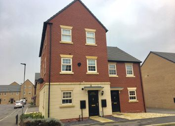 Thumbnail 2 bed town house for sale in Hazelmount Way, Castleford