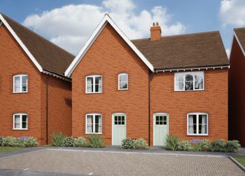Thumbnail 3 bed semi-detached house for sale in Selwyn Road, Tadpole Garden Village