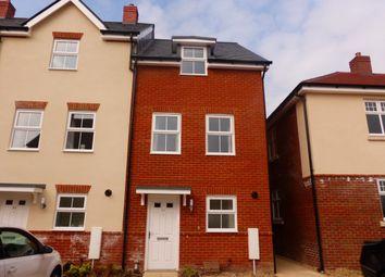 Thumbnail 3 bedroom semi-detached house to rent in Ellis Road, Broadbridge Heath, Horsham