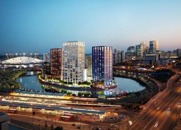 Thumbnail 3 bedroom flat for sale in Dawsonne House, London City Island
