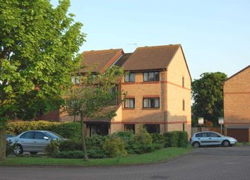 Thumbnail 2 bed flat to rent in Escott Place, Ottershaw, Chertsey