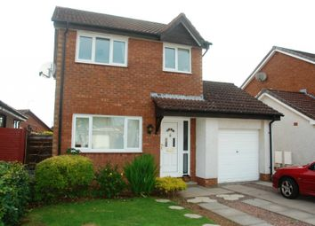 Thumbnail 3 bed detached house for sale in 12 Dinwiddie Drive, Heathhall, Dumfries