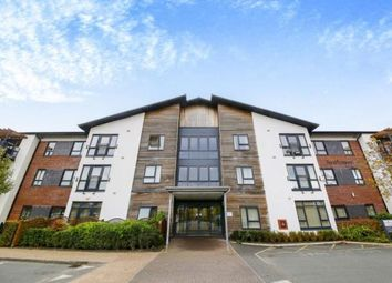 Thumbnail 2 bed flat for sale in Hazelmere, Hambleton Way, Winsford, Cheshire