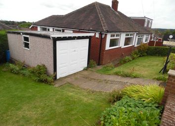 Thumbnail 2 bed semi-detached bungalow for sale in Devon Close, High Crompton, Shaw